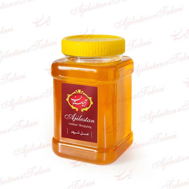 عسل شهد طبیعی سبلان یک کیلویی