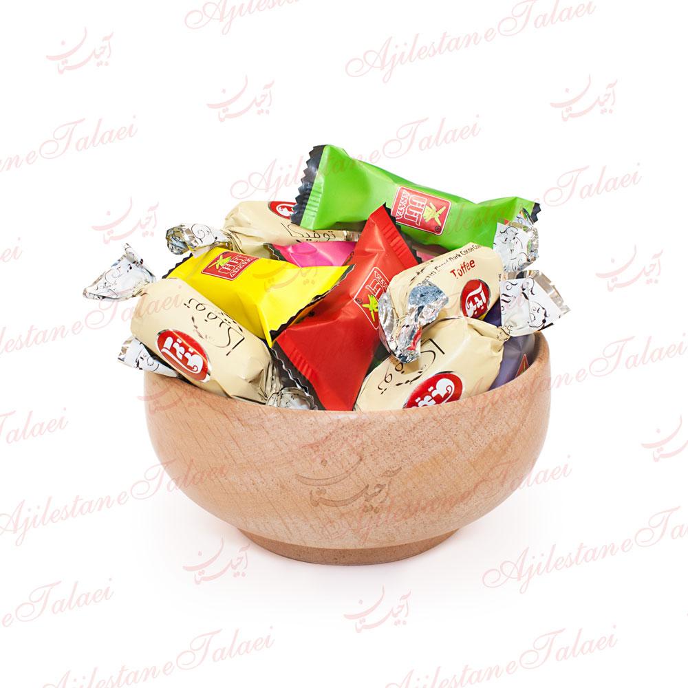 شکلات مخلوط