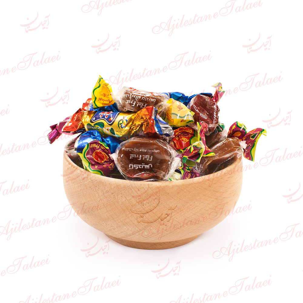 لواشک شکلاتی مخلوط